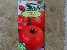 Betalux Polish Rare Early Tasty Dwarf Red Tomato 25 seeds Non-GMO Container