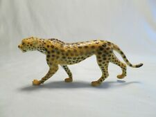 Aaa Cheetah Figurine, Model, Vintage Big Cat Toy