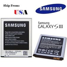 OEM GENUINE ORIGINAL 2100mAh BATTERY FOR SAMSUNG GALAXY S3 4G i9300 L710 T999 I7