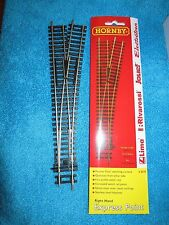 HORNBY  OO GAUGE TRACK R 8078 NEW IN PACK RIGHT HAND EXPRESS   POINT