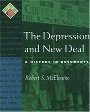 The Depression and New Deal: A History in Documents (Pages from History), Robert