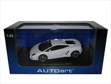 LAMBORGHINI GALLARDO LP560-4 WHITE 1/43 DIECAST CAR MODEL BY AUTOART 54617