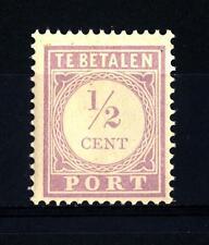 SURINAME - 1912-1931 - Segnatasse