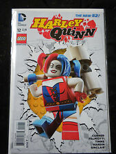 Harley Quinn #12 (Dc) Variant Lego Cover Nm+ (9.6)