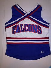 Real Highschool Cheerleader Top. Size Small. 30in Bust.18in.L. Great Costume