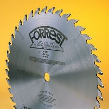 "Forrest CP10408125 Solid Surface Saw Blade 10"" X 40 Tooth 5/8"" Arbor 1/8"" Kerf"