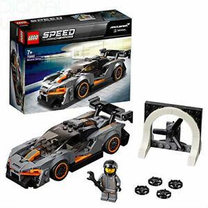 LEGO 75892 Speed Champions Senna McLaren Driver Minifigure Race Car Multi sealed