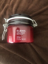 Elemis Ginger Lime Salt Glow Salt Scrub Exfoliation 490 g 17 oz