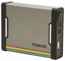 Polaroid PS300 Portable Power Supply Solar  BATTERY + CHARGER  travel sun bank