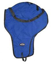 Showman Western SADDLE CARRIER Heavy Duty Nylon Full Zipper & Shoulder Strap