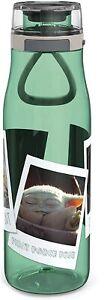Zak Leak-Proof Plastic Water Bottle Star Wars The Child Mandalorian Carry Loop