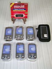 Samsung Belkin Phone Covers Maxwell Lithium Ion Rechargeable Battery SPM550SP