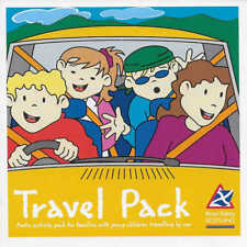 Road Safety Scotland TRAVEL PACK Audio Activity Young Children Travelling by Car