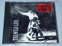 Slaughter: The Wild Life CD