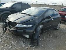 2010 HONDA CIVIC MK8 2.2 CTDI DIESEL 5 DOOR IN BLACK BREAKING SPARES PARTS