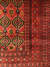 "C 1930 Antique Khorassan Baluch Balouch Exquisite Hand Made Rug 2' 6"" x 4' 10"""
