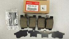 Genuine (2006 - 2011) Honda Civic EX/EX-L/SI Rear Brake Pads (43022-S5A-J00)