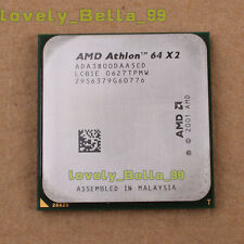 AMD Athlon 64 X2 3800+ 2 GHz 1 MB Socket 939 Dual-Core (ADA3800DAA5CD) Processor