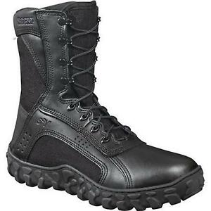 Rocky S2V Black Military Tactical Boot 102