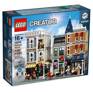 LEGO® Creator 10255 Stadtleben Assembly Square NEU OVP BLITZVERSAND!