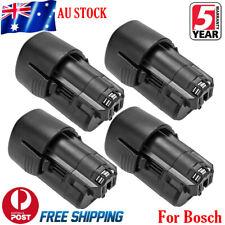 BAT411 Original Replacement Battery 12v for Bosch 10.8v Lithium GSB GSR Bat412