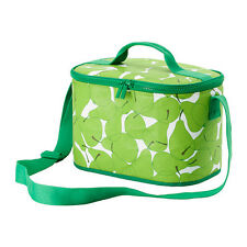 IKEA Soft Cooler bag, SOMMAR green pear, Picnic Travel Car Insulated lunch box