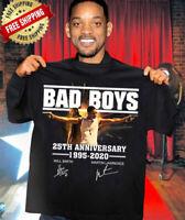 BAD BOYS 25TH ANNIVERSARY  10 SHIRT