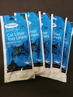 Good Girl Cat Tray Litter Liners Medium, (Fits Trays Up To 46cm) - 5 PACKETS