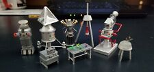 Lost In Space Jupiter 2 1/35 6 Piece Set Hydroponic Garden, Laundry, Drill Rig