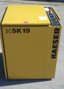 Kaeser SK19 Air Compressor