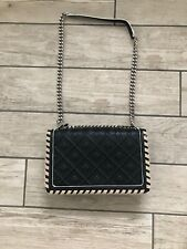 BNWOT Zara Black Chain Crossbody Bag