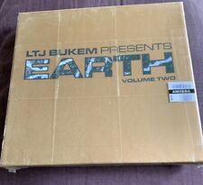 Earth, Vol. 2 by LTJ Bukem (CD, 2001, The Good Looking Organization)
