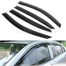 Window Vent Visor Shield Rain Guard Sun Deflector For Honda Accord (2008 - 12)