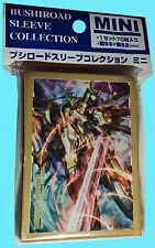 BUSHIROAD CARDFIGHT VANGUARD G SUPER COSMIC HERO X-GALLOP MINI Card SLEEVES 210
