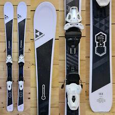 Ski occasion Fischer Brilliant My MTN 2018 + Fixation Twin Powerrail 10