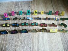 Lot de 33 Pins TacOTac