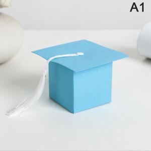 10 Pcs Hot Sale Doctor Hat Cap Gift Box Graduation Decoration Gift Packing Box