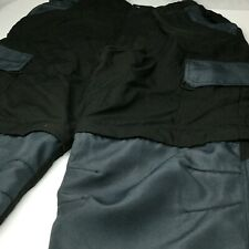 Intense Paintball pants Shorts Sz M Black Cargo Combat Weekender