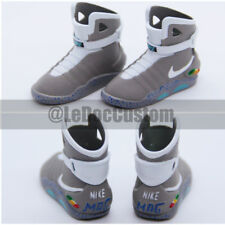 Nike Air Mag Back to the future 1/8 Eaglemoss Delorean