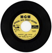 """Bobby Williams & místicos """"Runnin 'y el' hidin"""" Demo Northern Soul/R&B"""