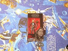 Star Wars Black Series 6 inch Jaina Solo Legends  #56 Action Figure Small Crease