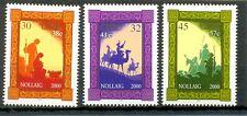 Ireland-Xmas 2000 mnh set of 3(1373-5)