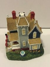 Liberty Falls Americana Collection Ah180 The Ornithologist's House