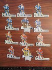 1950's Eagle Table Top Hockey Montreal and Toronto Teams PLUS All-Stars