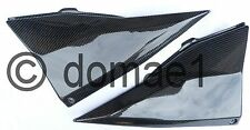 Kawasaki Z750 carbon fiber side panels 2004-2006 fairing cover 1 pair