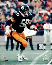 Jack Lambert Pittsburgh Steelers Licensed NFL 8x10 Photo