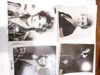 Random Lot of 4 HOLLYWOOD 1940's-90's Press Photos (SIZE 8X10) #15