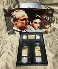 The Godfather The Complete Epic 1902-1959 - 3 Vhs - Used
