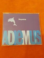 CD MCD ADIEMUS - KAYAMA (ZUSTAND SEHR GUT)