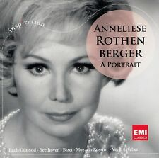 ANNELIESE ROTHENBERGER : A PORTRAIT / CD